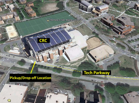 crc pickup location 1