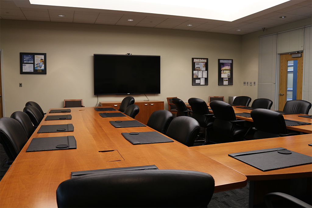 Conference room at CRC